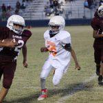 Bonham 7th Grade B Football vs. Lamar
