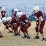 Lamar 7th Grade B Football vs. Bonham