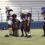 Lamar 7th Grade A Football vs. Bonham