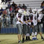 Lamar 8th Grade A Football vs. Bonham