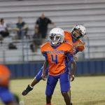Bonham 8th Grade A Football vs. Lamar