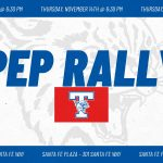 Bi-District Pep Rally set for Thursday