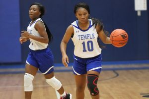 Freshman Girls Basketball vs. University