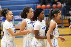 JV Girls Basketball vs. University