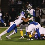 Longview too stout in playoff win over Temple