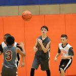 Lamar Boys 7th Grade B Basketball vs. Bonham