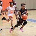 Lamar 7th grade boys basketball takes two from Bonham