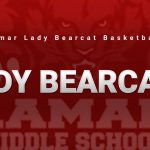 Lamar 8th Grade Girls basketball results vs. Bonham