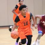 Bonham 8th Grade boys basketball splits with Lamar