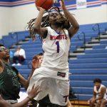 JV boys basketball falls to Rudder