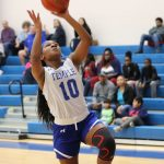 Freshman girls basketball drops district opener to Harker Heights