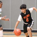 Bonham Boys 7th Grade B Basketball vs. Travis