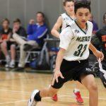 Travis Boys 7th Grade B Basketball vs. Bonham