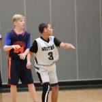 Travis Boys 8th Grade B Basketball vs. Bonham