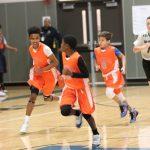 Bonham 7th grade boys basketball results vs. Travis