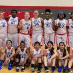 Bonham 8th Grade B girls basketball wins Belton tourney championship