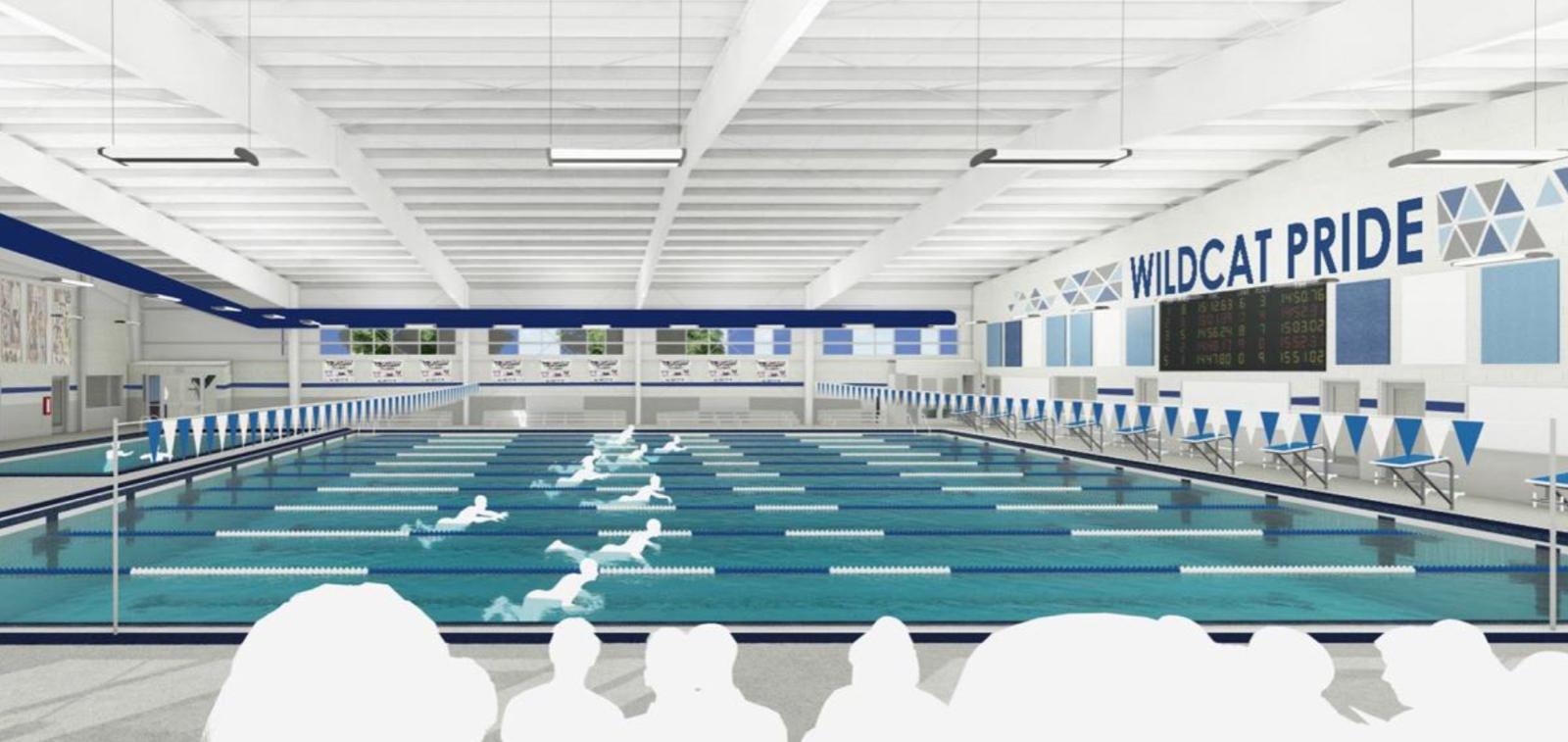 TISD board approves $5.4 million swim center renovation