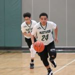 Travis Boys 7th Grade B Basketball vs. South Belton