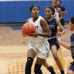 JV girls basketball defeats Shoemaker 43-26