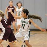 Travis Girls 7th Grade A Basketball vs. Cameron