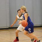 Travis Girls 7th Grade A Basketball vs. Rockdale