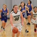 Travis girls 7th grade girls basketball results from the Travis Classic