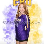 Hudson part of inaugural UMHB Acrobatics and Tumbling team
