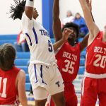 Freshman Boys Blue Basketball vs. Belton
