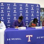 Local student-athletes celebrate collegiate choices