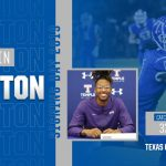 Quentin Johnston signs with Texas Christian University
