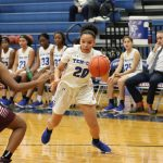 JV girls basketball stifles Killeen 44-12
