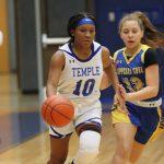 Freshman girls basketball falls to Cove 47-34