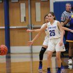 JV Girls Basketball vs. Copperas Cove