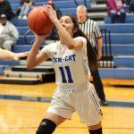 JV girls basketball rally falls short to Cove