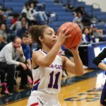 Lady Bulldawgs catch Tem-Cats in fourth place with 61-53 win