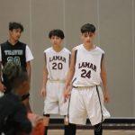 Lamar Boys 8th Grade B Basketball vs. Travis