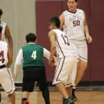 Lamar Boys 7th Grade A Basketball vs. Travis