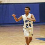 Freshman Boys Blue Basketball vs. Harker Heights