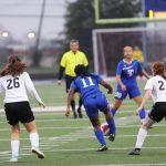 JV Girls Blue Soccer vs. Harker Heights