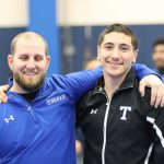 Temple Wrestling Senior Night
