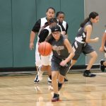 Lamar Girls 8th Grade B Basketball vs. Travis