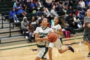 Travis Girls 7th Grade A Basketball vs. Lamar
