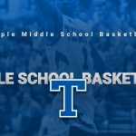 Temple boys Middle School basketball schedule for Saturday