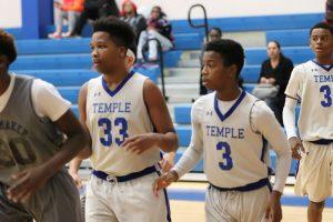 Freshman Boys White Basketball vs. Killeen Shoemaker