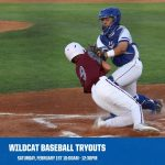 Wildcat Baseball tryouts set for February 1st