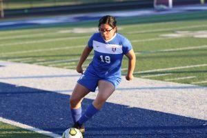 Girls JV White Soccer vs. Belton