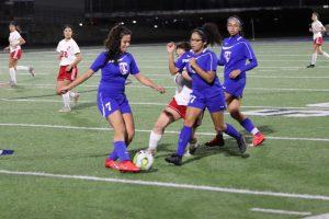 Girls JV Blue Soccer vs. Belton