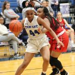 Thompson leads JV girls past Belton 45-34