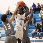 Boys freshman blue basketball rolls past Killeen 87-37