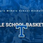 "Middle School Boys ""B"" team tournament on Saturday"